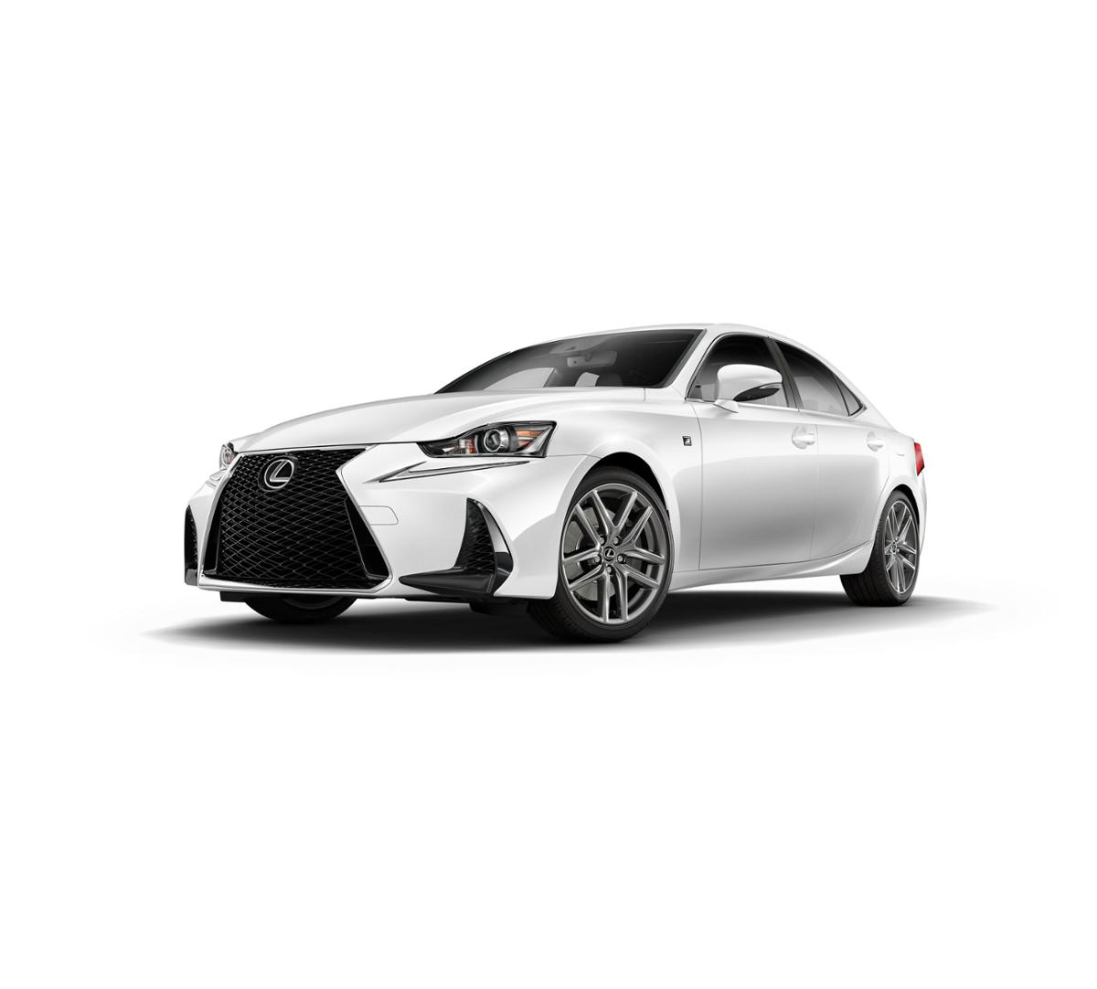 2018 Lexus IS 350 Vehicle Photo in Henderson, NV 89011