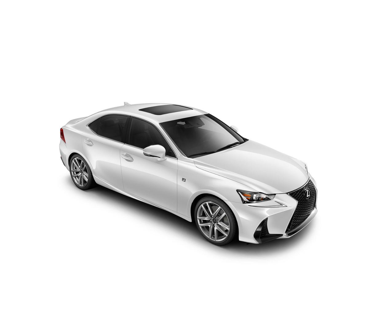 2018 Ultra White F Sport Lexus IS 350 For Sale In San