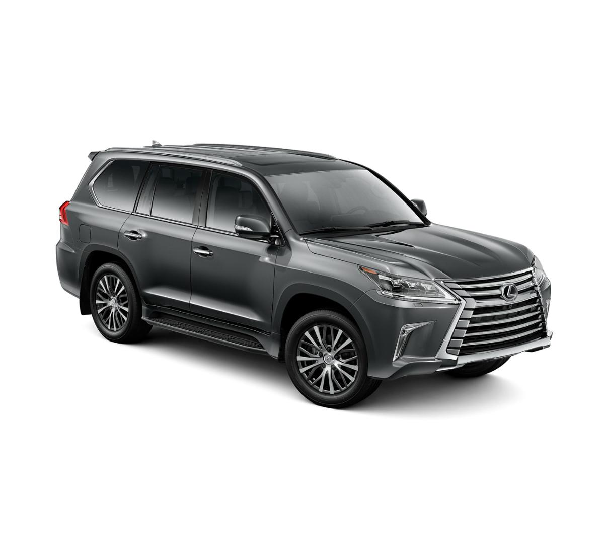 birmingham nebula gray pearl 2018 lexus lx 570 new suv for sale j4259578. Black Bedroom Furniture Sets. Home Design Ideas