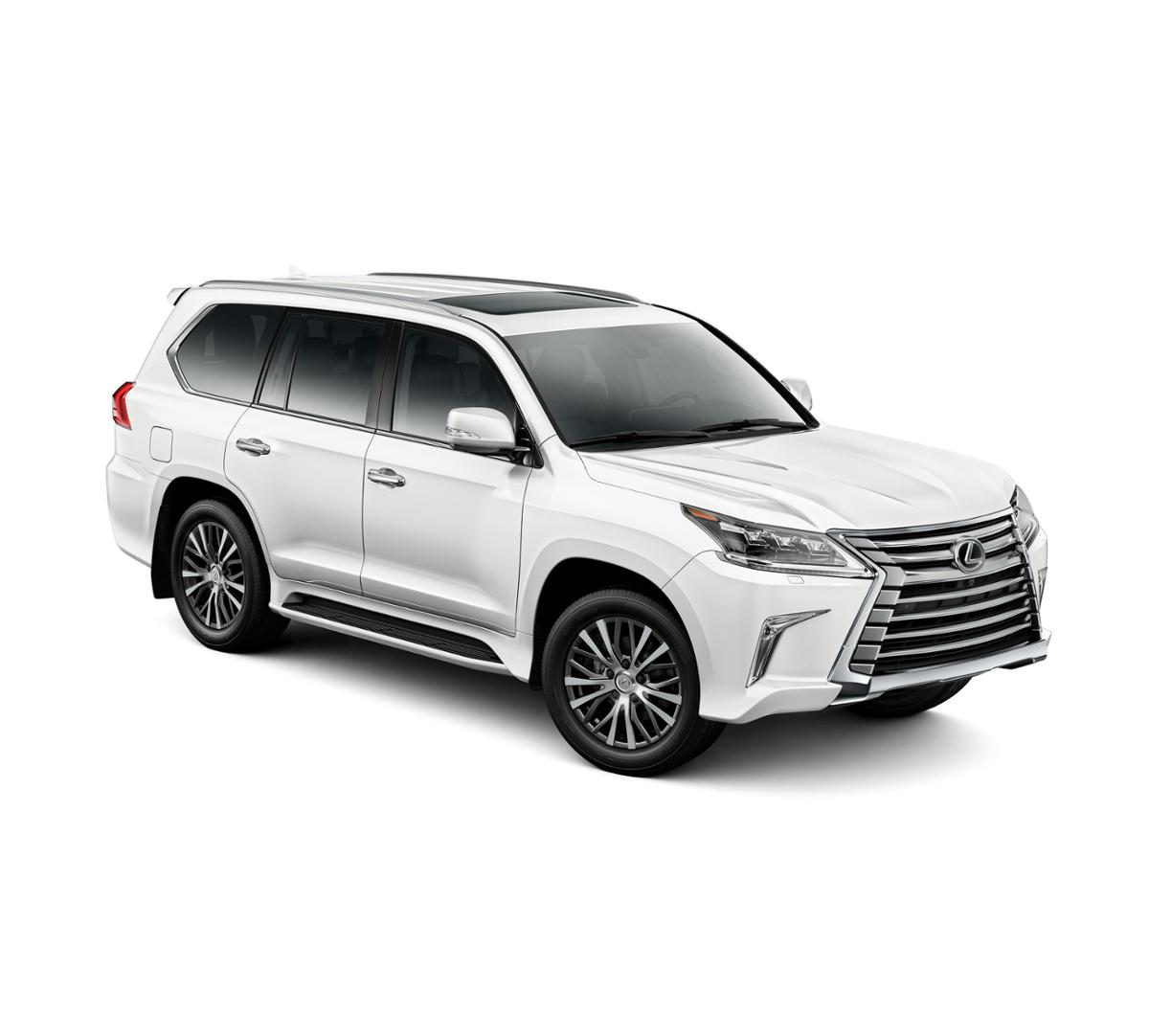 2018 Lexus LX 570 Vehicle Photo in Santa Monica, CA 90404