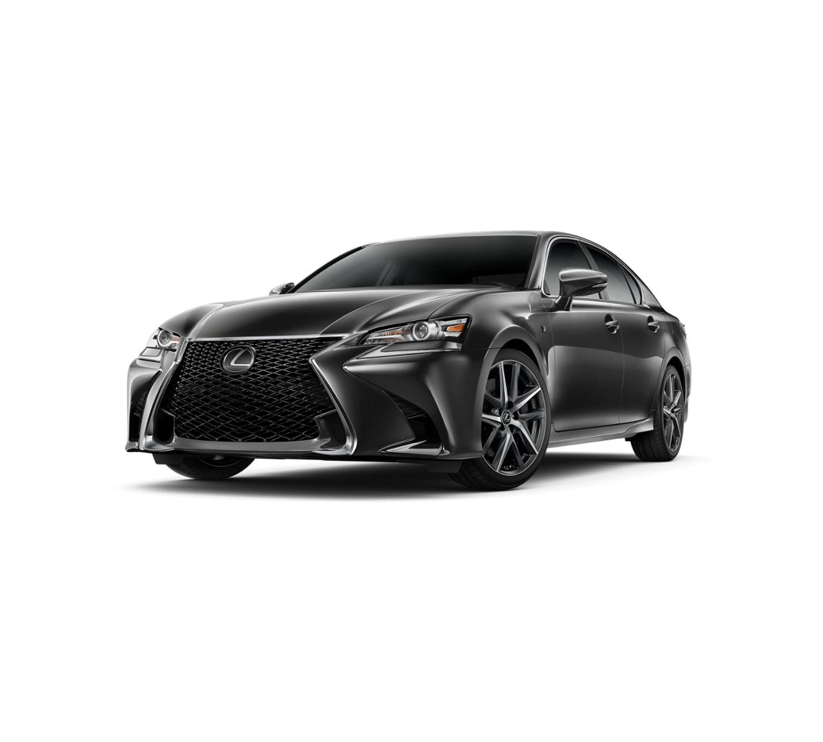 2018 Lexus GS 350 Vehicle Photo in Santa Barbara, CA 93105