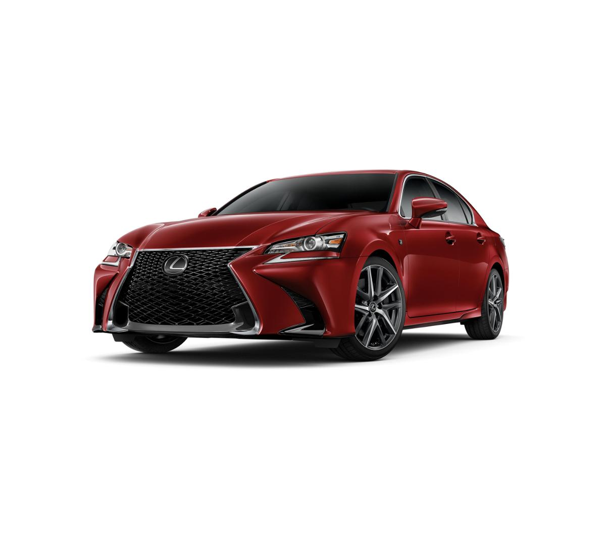 2018 Lexus GS 350 Vehicle Photo in Mission Viejo, CA 92692