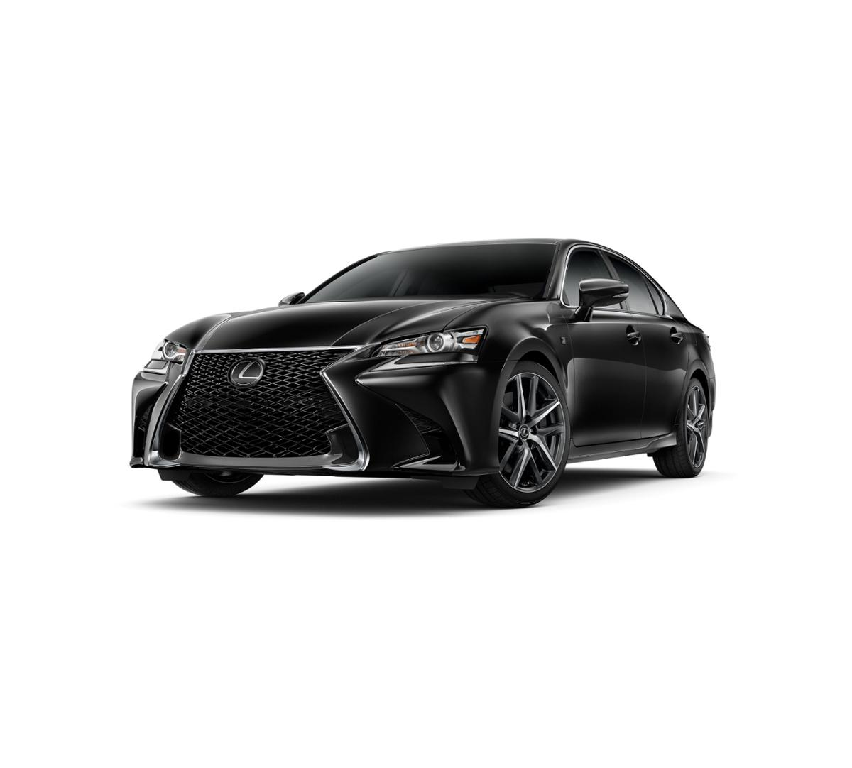 2018 Lexus GS 350 Vehicle Photo in Sacramento, CA 95821
