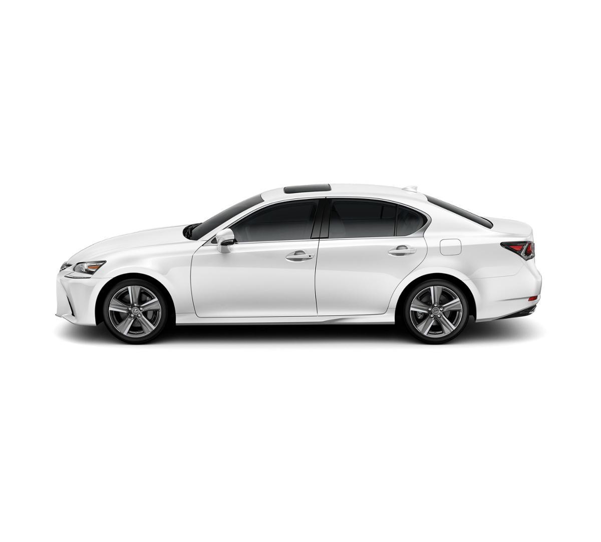 Cadillac Dealer Pembroke Pines: Henderson Eminent White Pearl 2018 Lexus GS 350: New Car