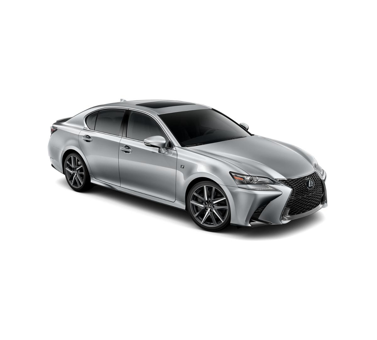 Dallas New 2018 Lexus GS 350 Liquid Platinum: Car For Sale