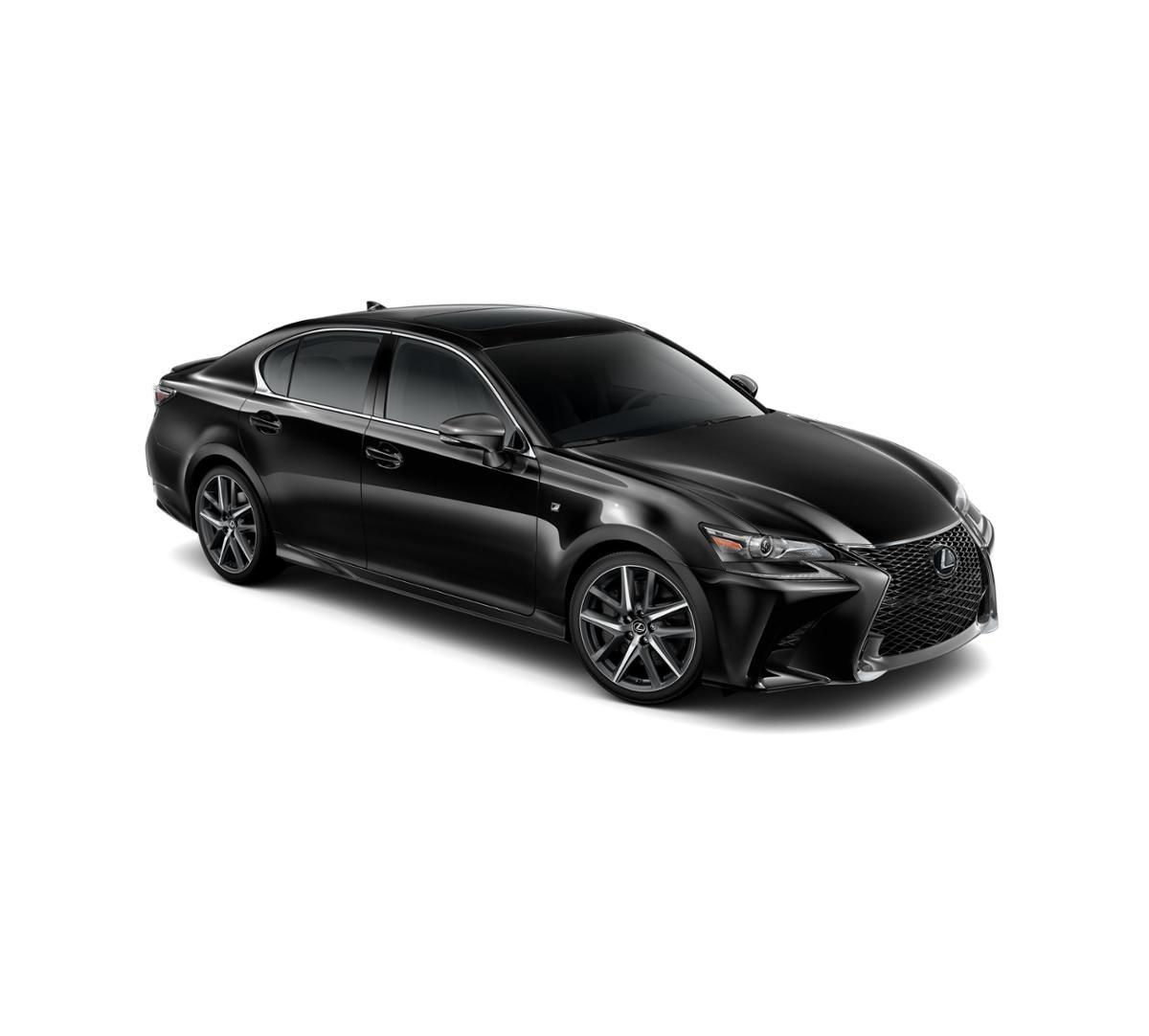 Lexus Gs Lease: 2018 Lexus GS 350