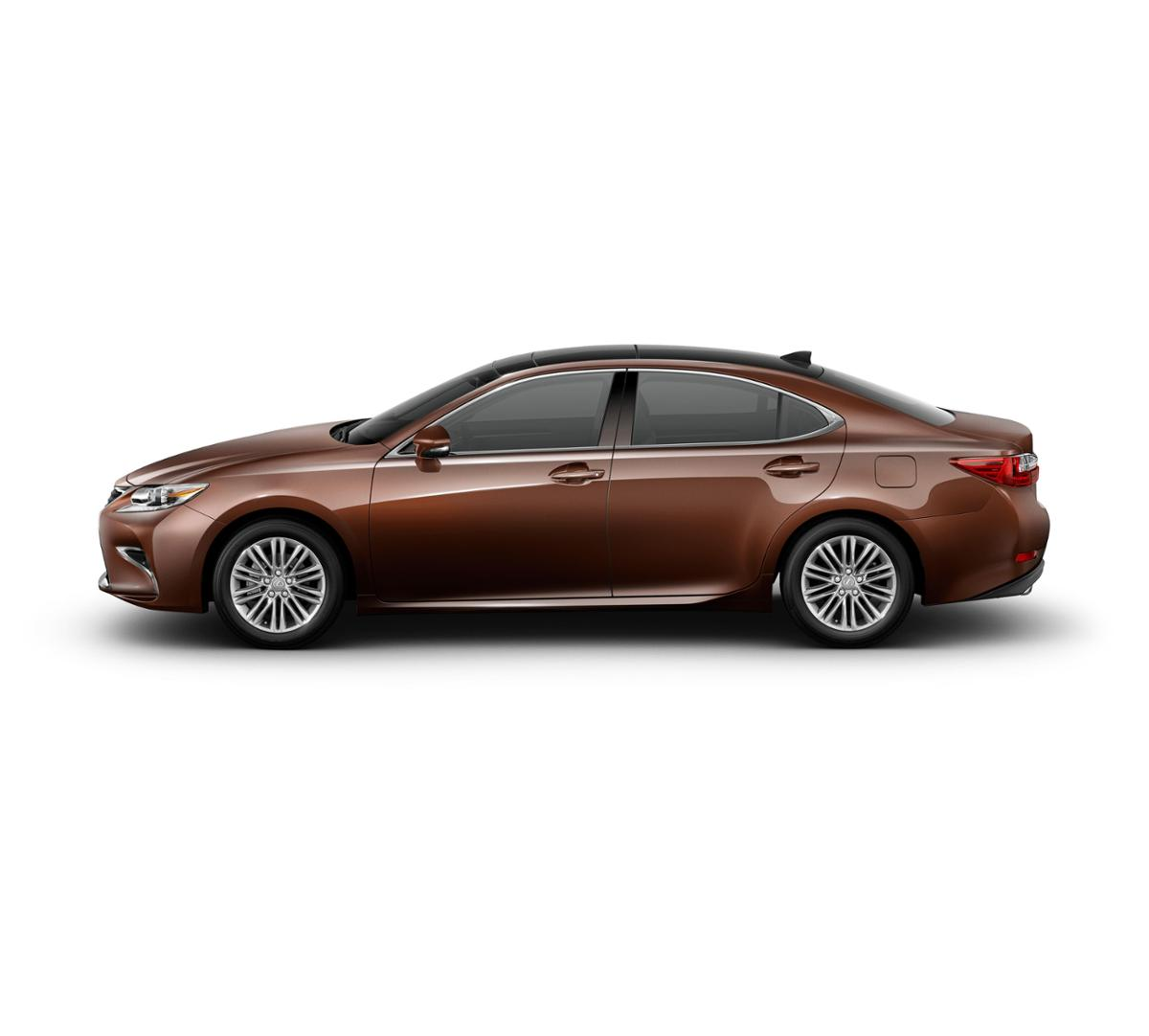 2018 Lexus ES 350 Vehicle Photo in Fort Worth, TX 76132