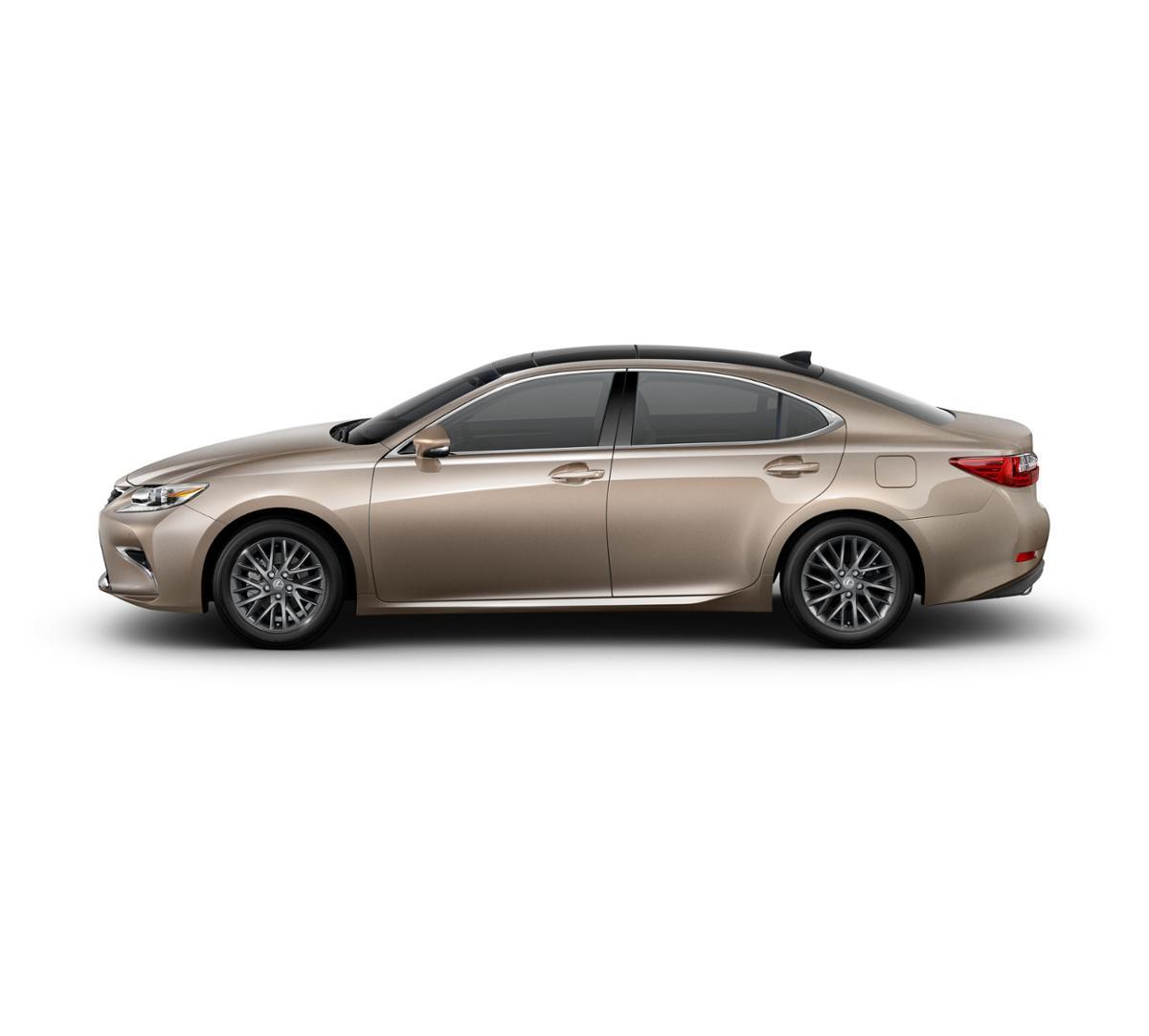 Fort Worth New 2018 Lexus Es 350 Satin Cashmere Metallic