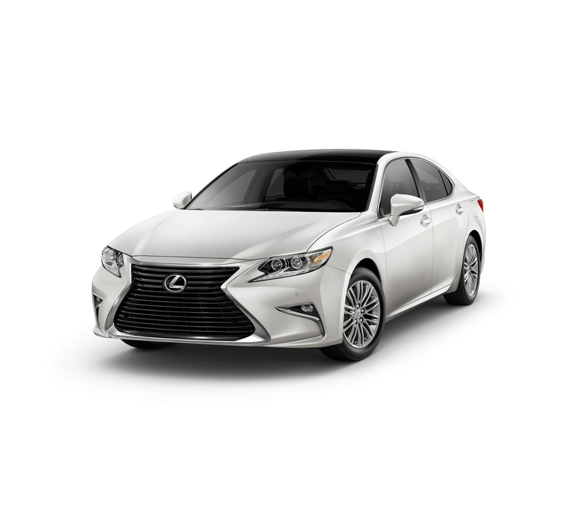 Lexus Es 350 For Sale: 2018 Eminent White Pearl Lexus ES 350 For Sale At Ray