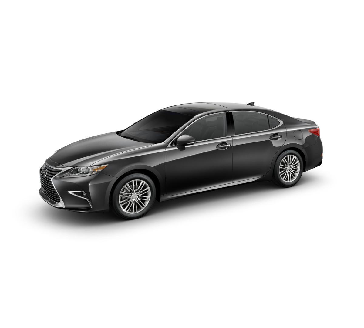 New Acura Dealership In Turnersville: Dallas Certified 2018 Lexus ES 350 Nebula Gray Pearl: Car