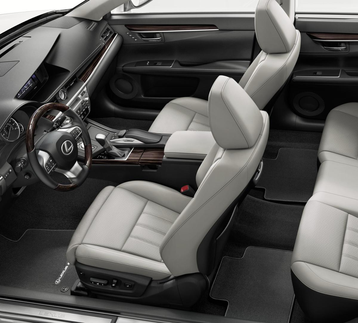Dallas Certified 2018 Lexus ES 350 Nebula Gray Pearl: Car