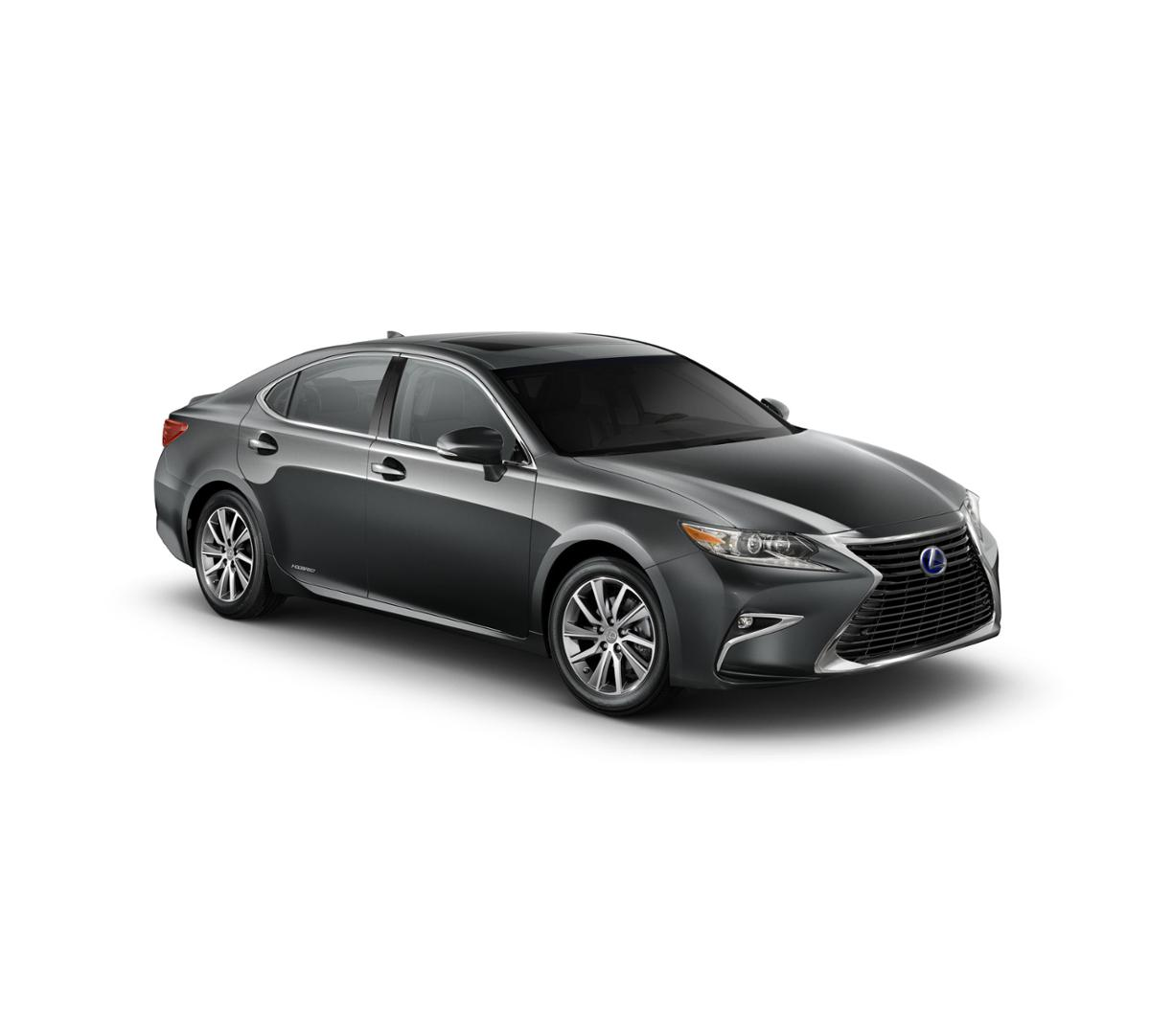 New Car 2018 Nebula Gray Pearl Lexus Es 300h 300h For Sale