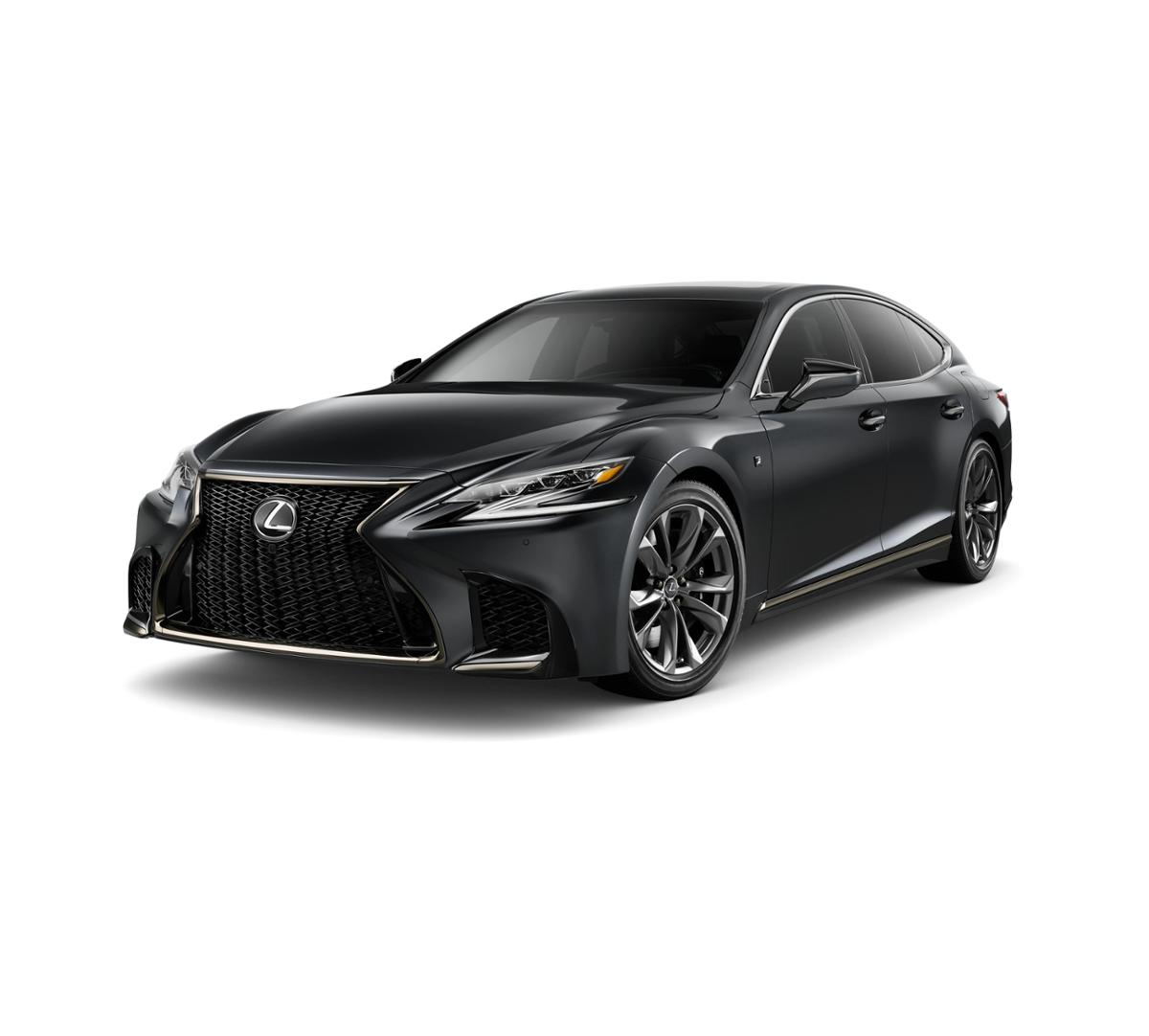 Lexus 2008 Ls460 For Sale: Fort Worth New 2018 Lexus LS 500 Caviar: Car For Sale In
