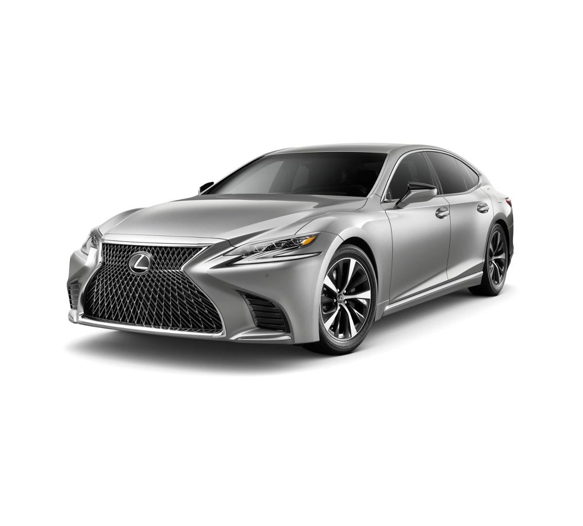 2018 Lexus LS 500 Vehicle Photo in Henderson, NV 89011