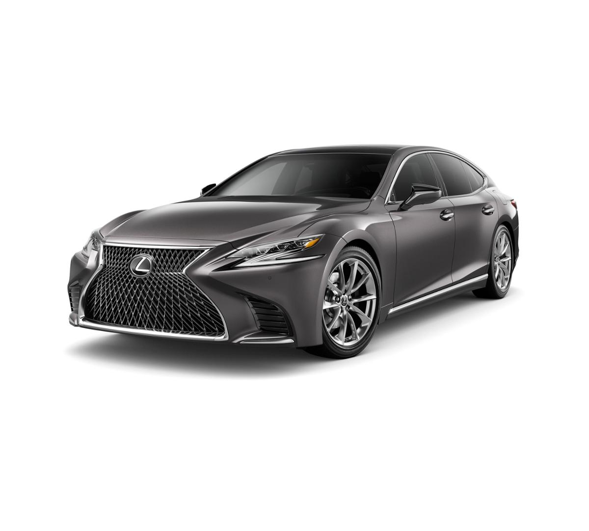 2018 Lexus LS 500 Vehicle Photo in Santa Monica, CA 90404