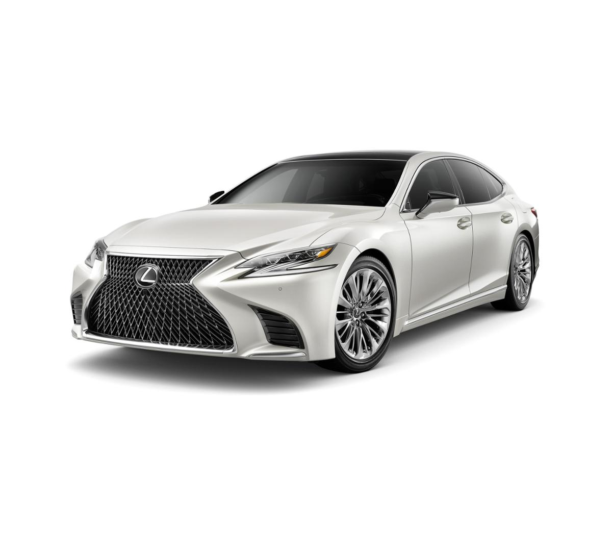 2018 Lexus LS 500 Vehicle Photo in Sacramento, CA 95821