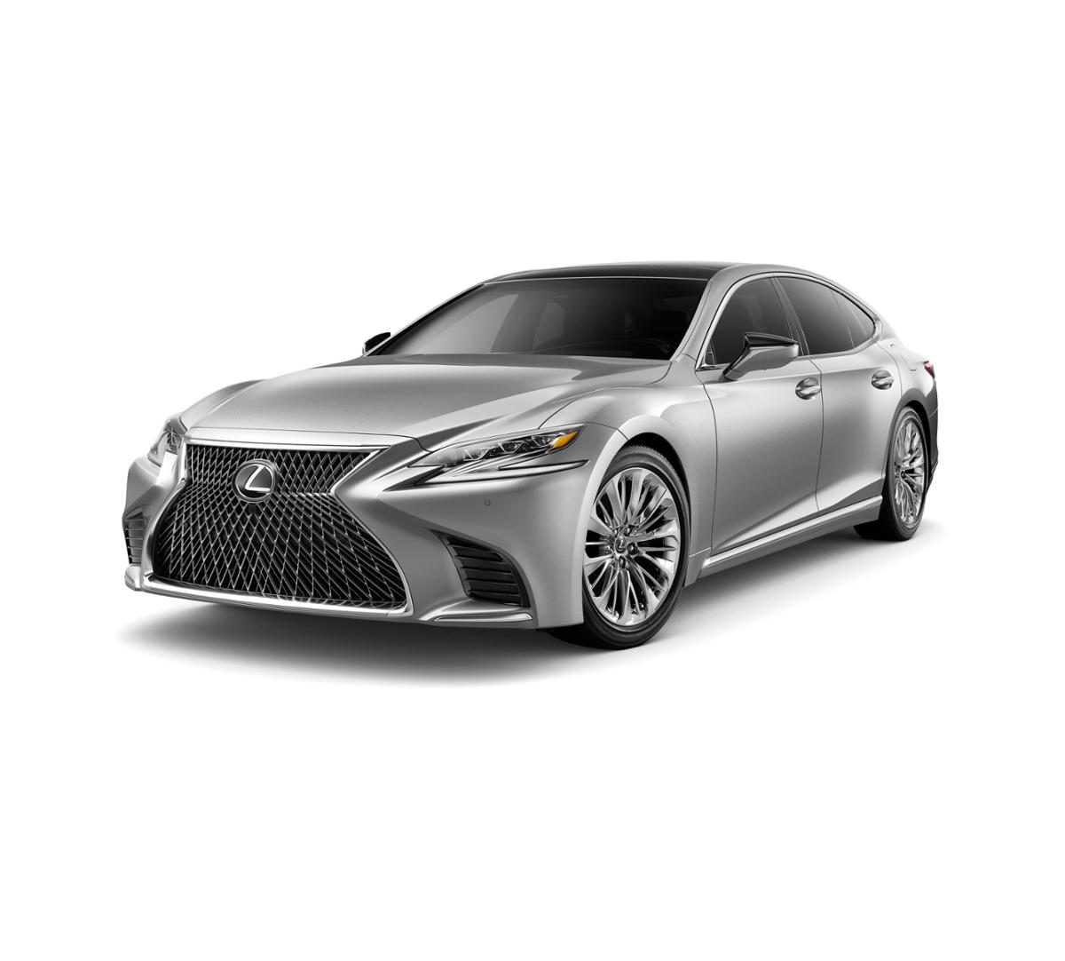 2018 Lexus LS 500 Vehicle Photo in Charlotte, NC 28212