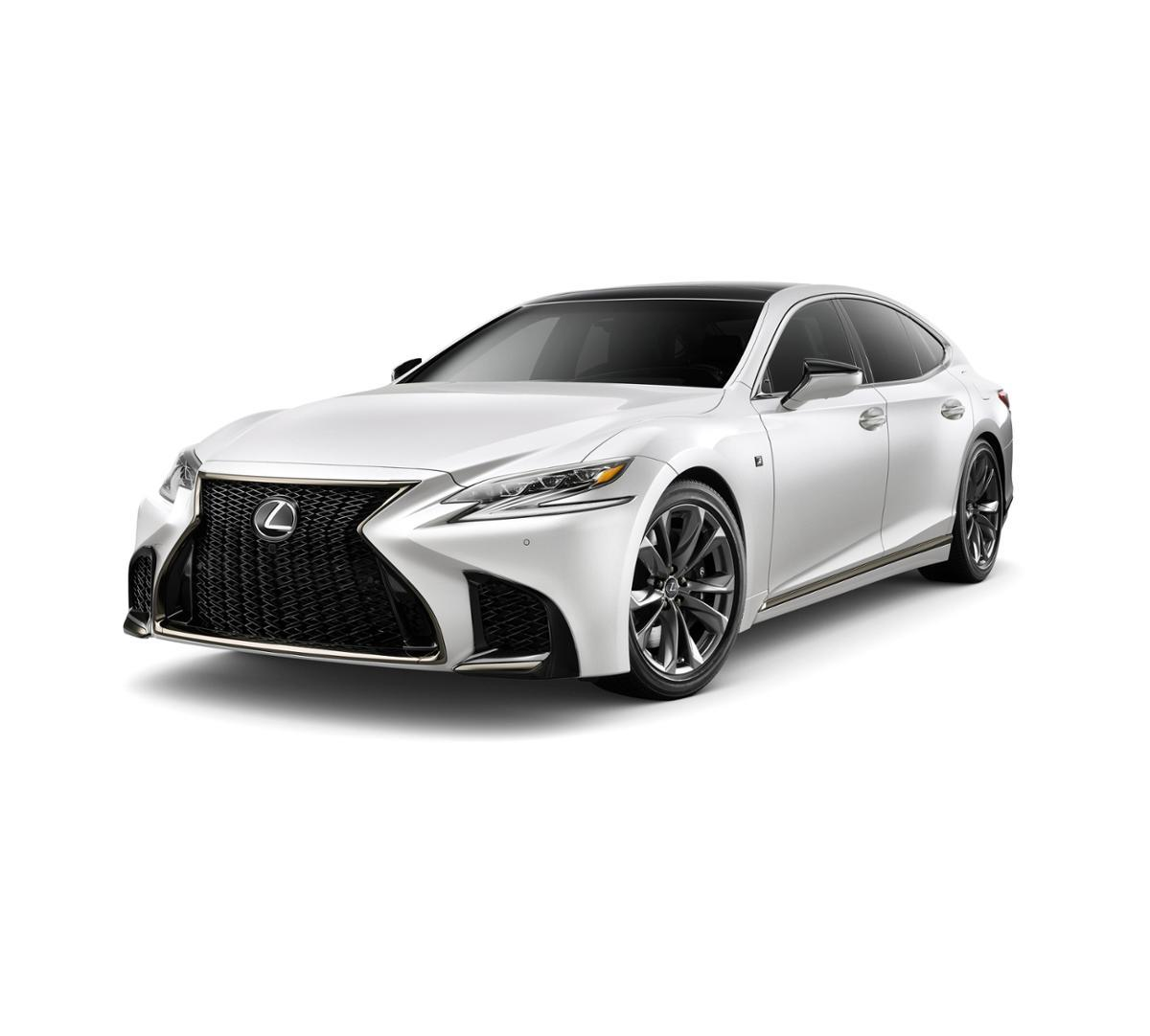 2018 Lexus LS 500 Vehicle Photo in Fort Worth, TX 76132