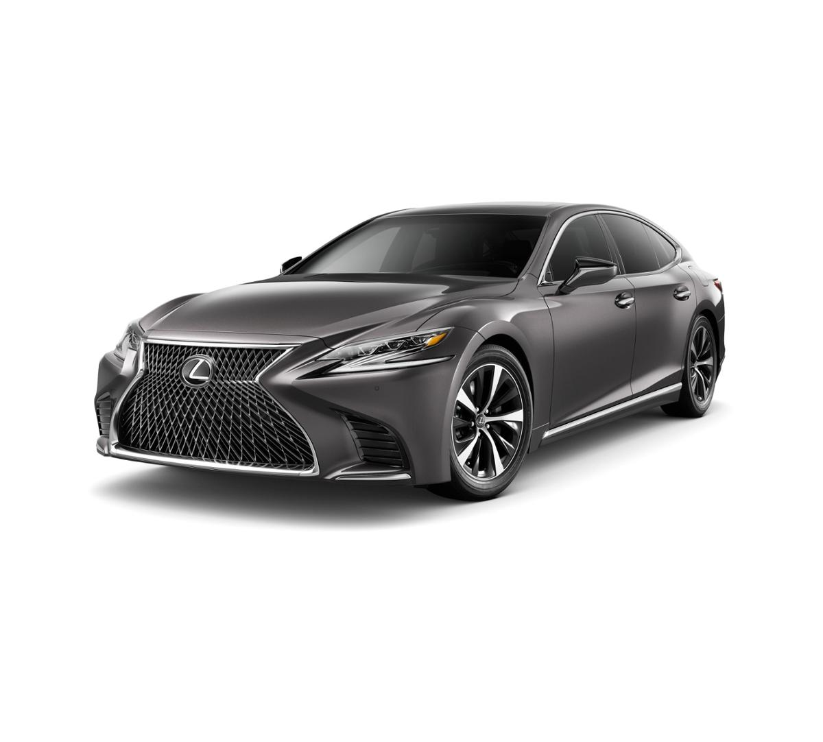 2018 Lexus LS 500 Vehicle Photo in Santa Barbara, CA 93105