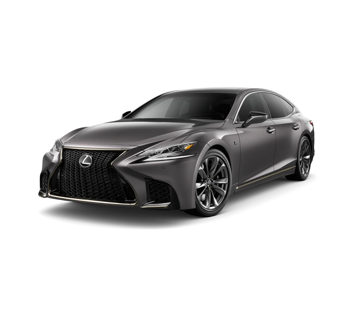 2018 Lexus LS 500 Vehicle Photo in Modesto, CA 95356