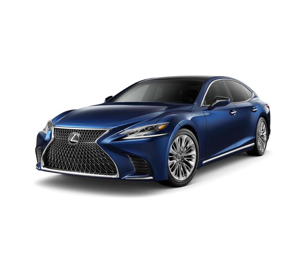 2018 Lexus LS 500 Vehicle Photo in Larchmont, NY 10538