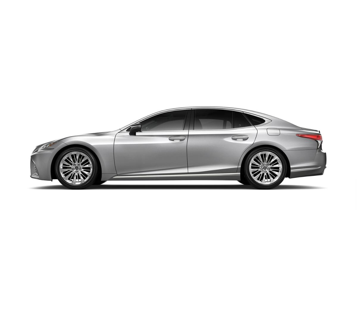 new 2018 liquid platinum lexus ls 500 for sale in white plains ny w18964. Black Bedroom Furniture Sets. Home Design Ideas