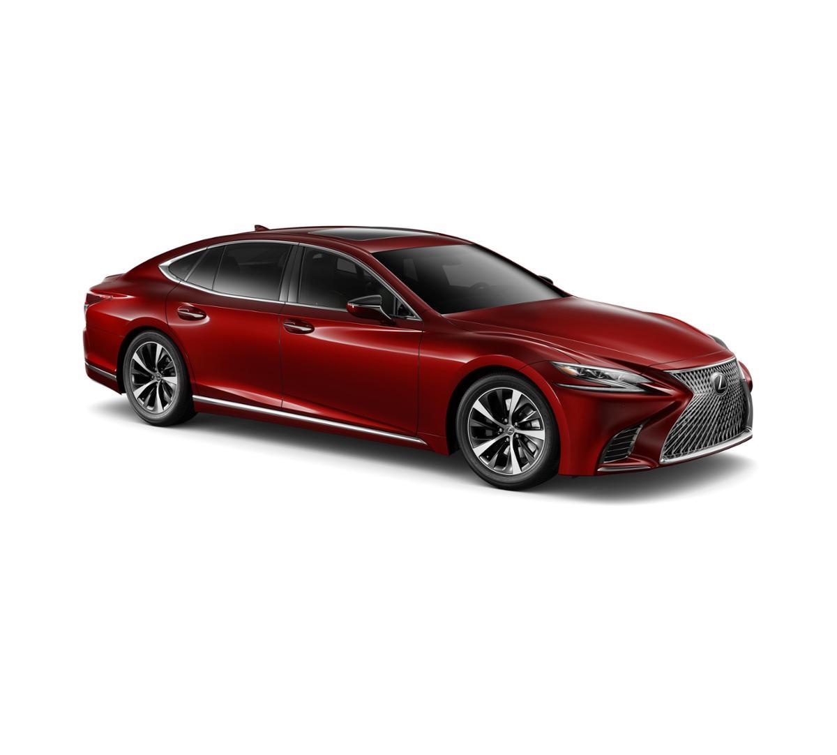 Lexus Sale: New 2018 Lexus LS 500 For Sale In Farmingdale, NY