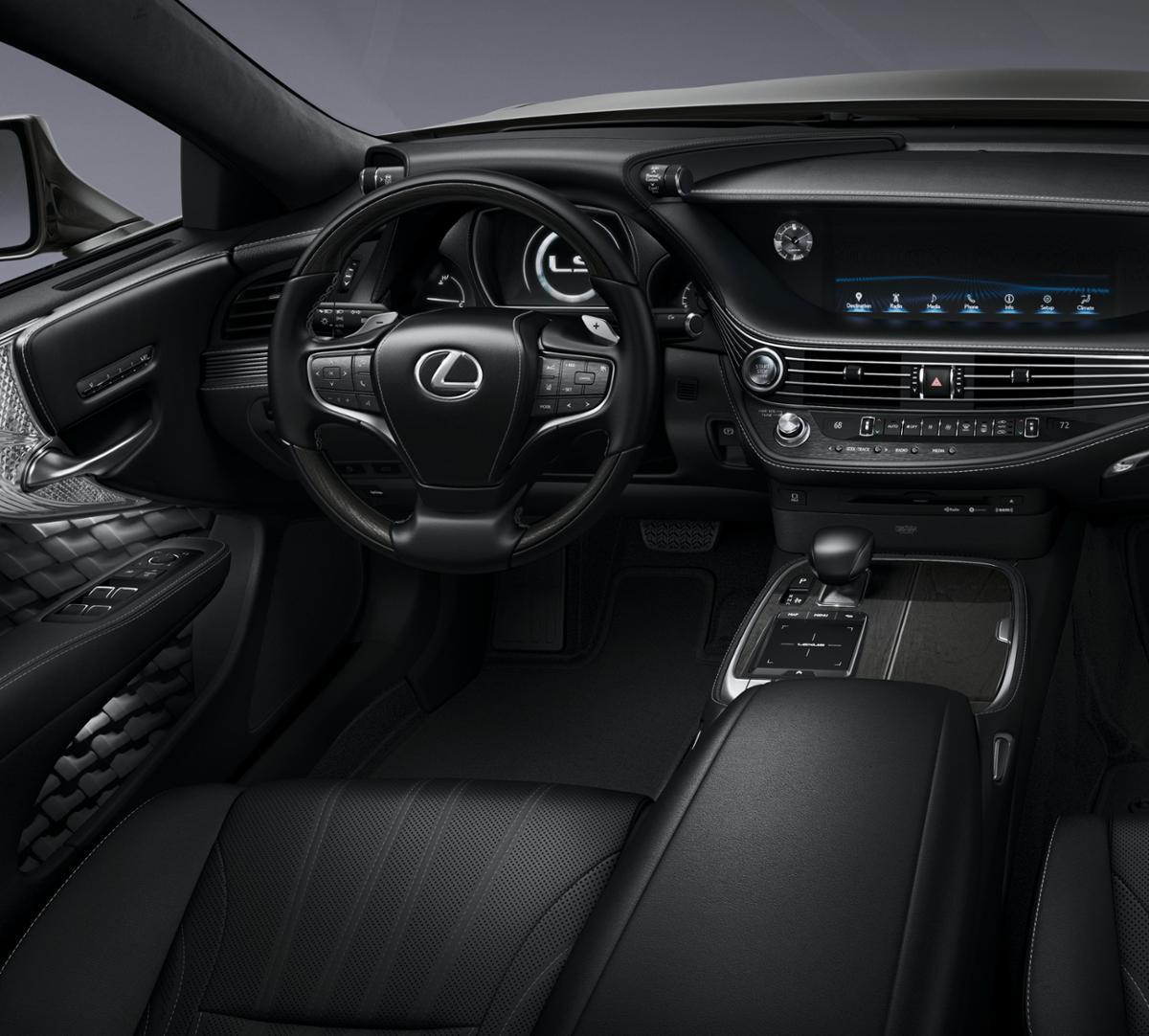 1993 Lexus Sc Interior: Dallas New 2018 Lexus LS 500 Liquid Platinum: Car For Sale