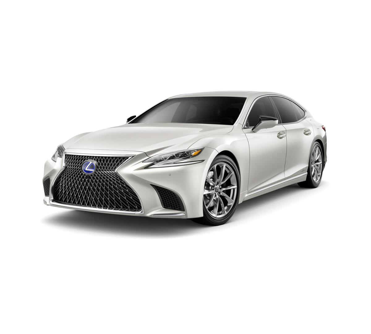 2018 Lexus LS 500h Vehicle Photo in Santa Monica, CA 90404