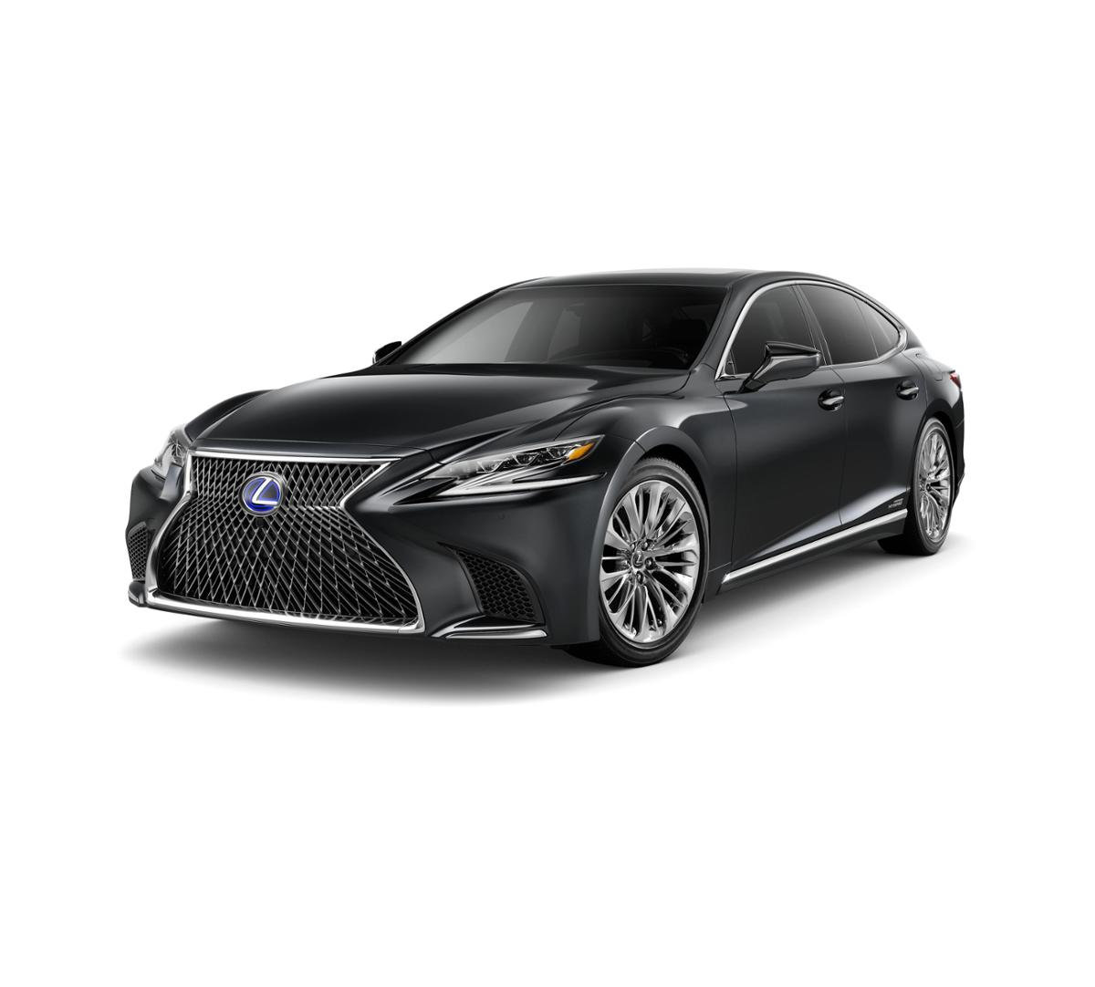 2018 Lexus LS 500h Vehicle Photo in Houston, TX 77546