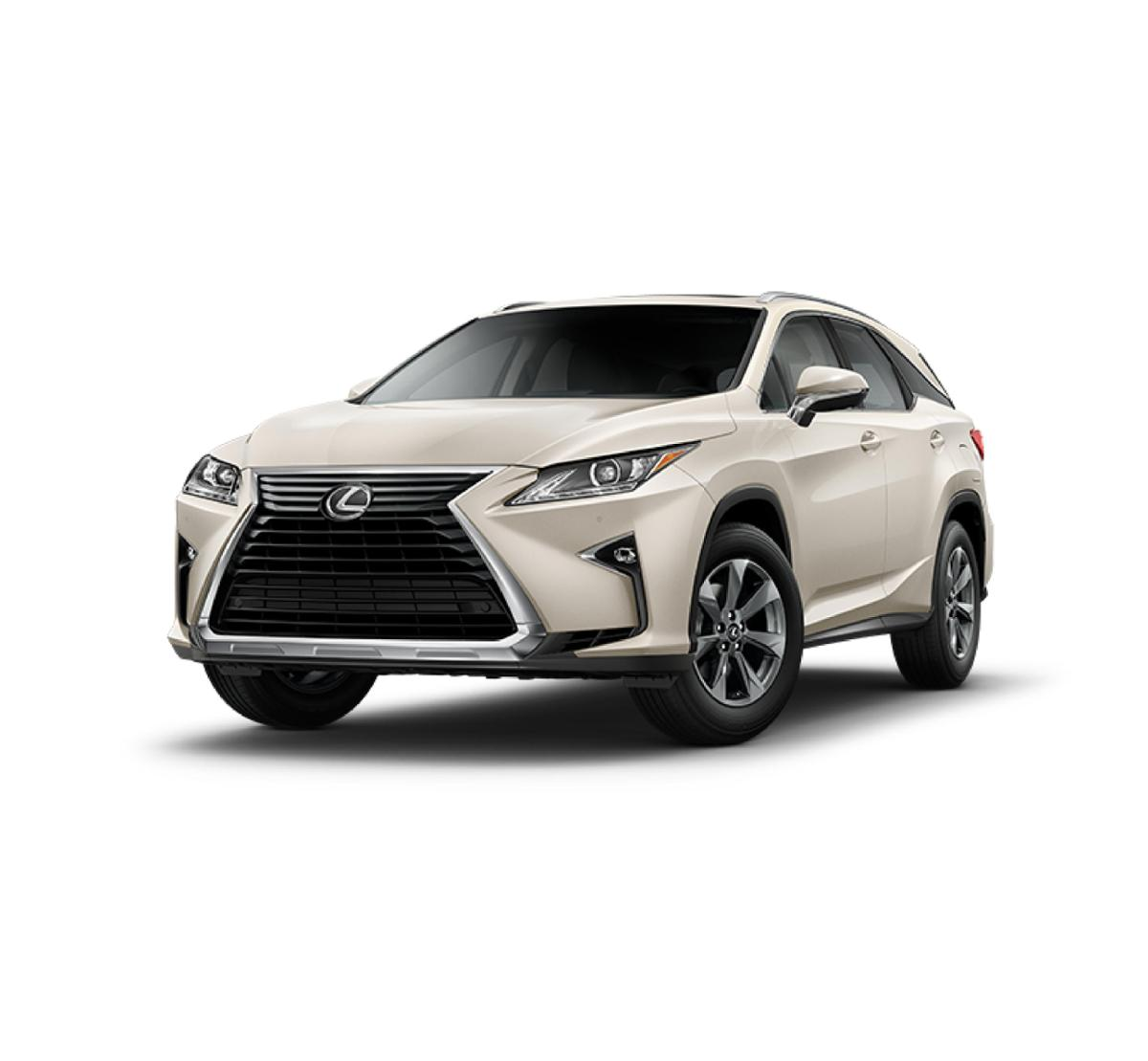 2018 Lexus RX 350L Vehicle Photo in Santa Barbara, CA 93105