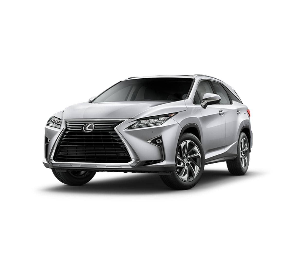 2018 Lexus RX 350L Vehicle Photo in Larchmont, NY 10538