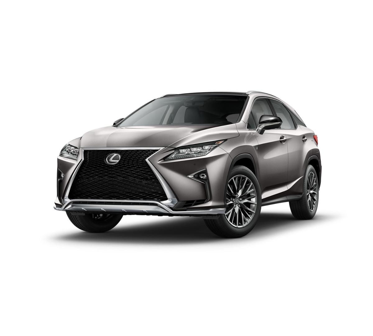 2018 Lexus Rx 350 Englewood Nj Lexus Of Englewood Jc165841