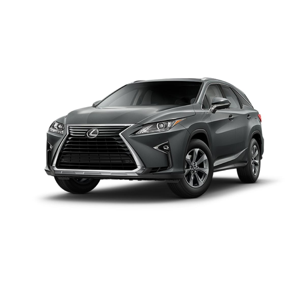 2018 Lexus RX 350L Vehicle Photo in Charlotte, NC 28269