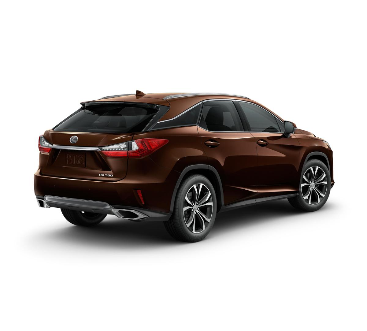 Lexus Rx 350 Lease: New 2018 Lexus RX 350 (Autumn Shimmer) For Sale In Houston