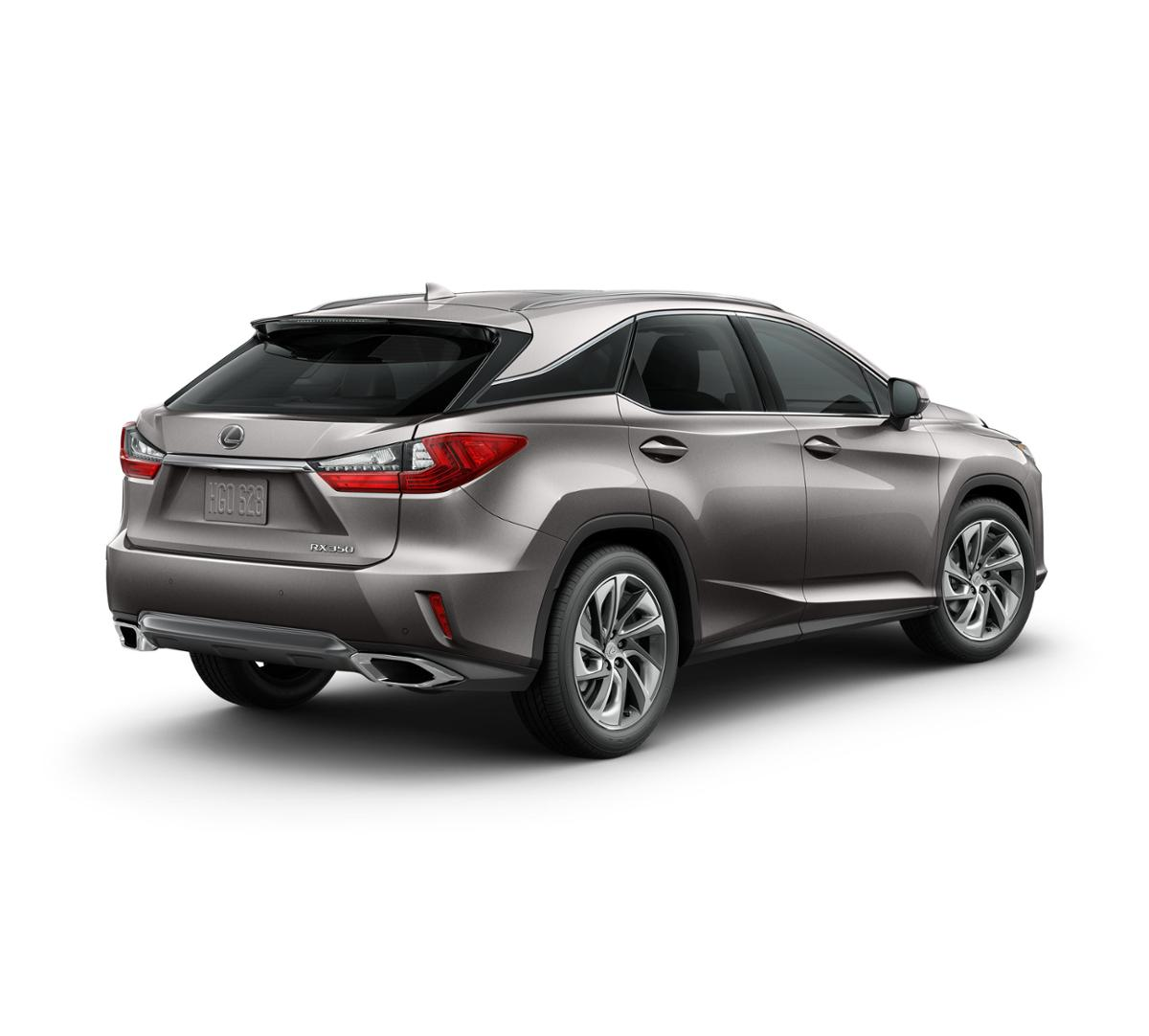 Oakland Atomic Silver 2018 Lexus RX 350 Suv For Sale