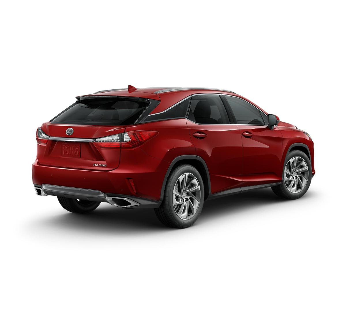 Lexus Rx 350 Lease: 2018 Matador Red Mica Lexus RX 350 For Sale In San Rafael