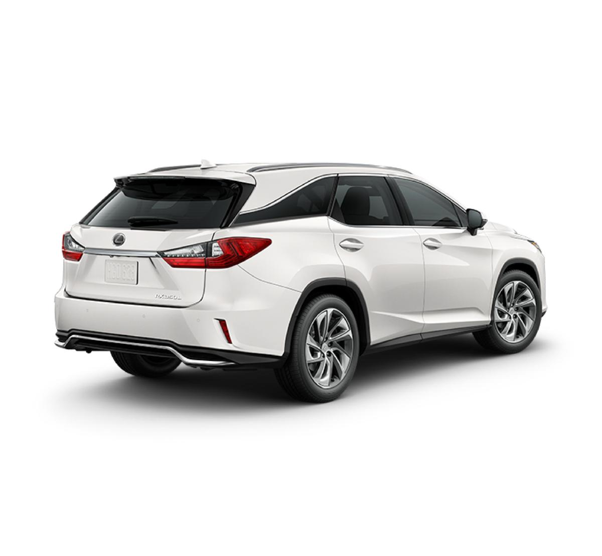 new 2018 eminent white pearl lexus rx 350l for sale in white plains ny w18926. Black Bedroom Furniture Sets. Home Design Ideas