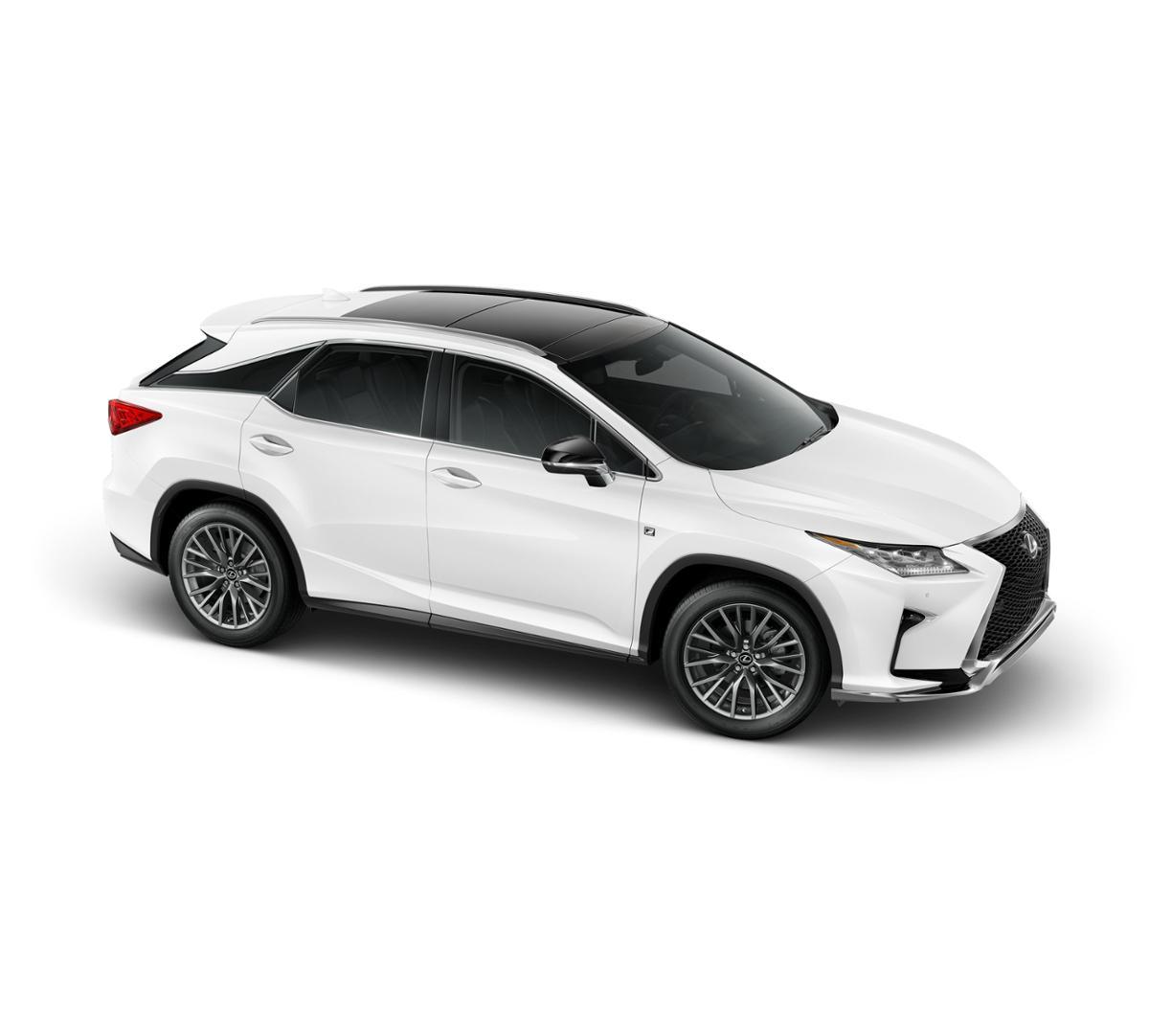 Doylestown Ultra White 2018 Lexus Rx 350 New Suv For Sale