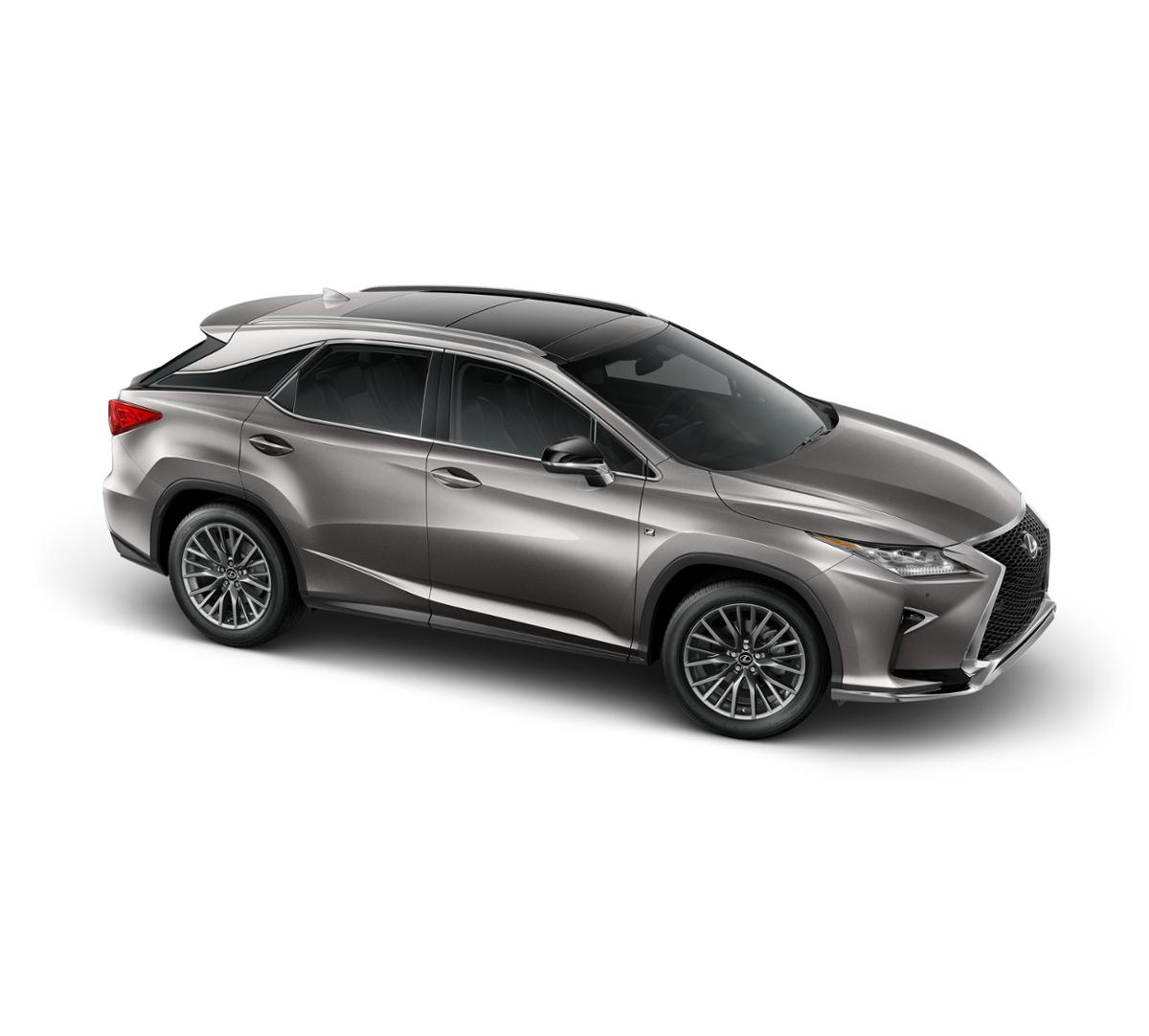 New Atomic Silver 2018 Lexus RX 350 F SPORT in Cerritos ...