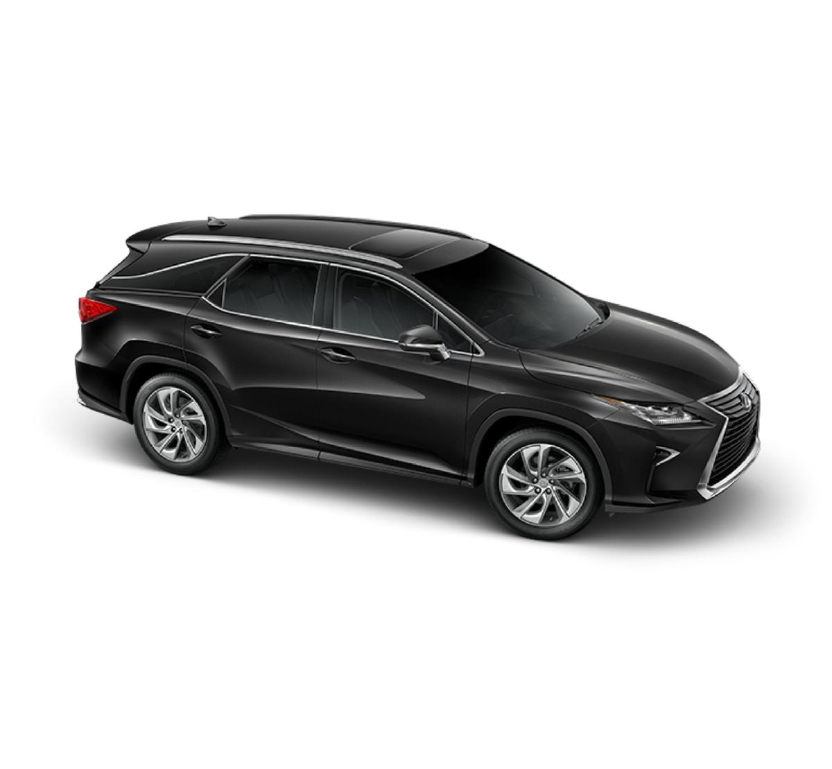 new 2018 caviar lexus rx 350l for sale in white plains ny w18972. Black Bedroom Furniture Sets. Home Design Ideas