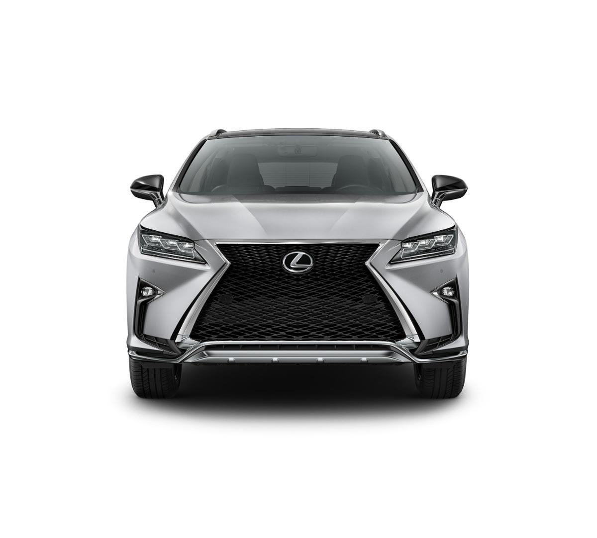 Cadillac Dealership Orlando Fl: 2018 Lexus RX 350 Silver Lining Metallic : New Suv For Sale
