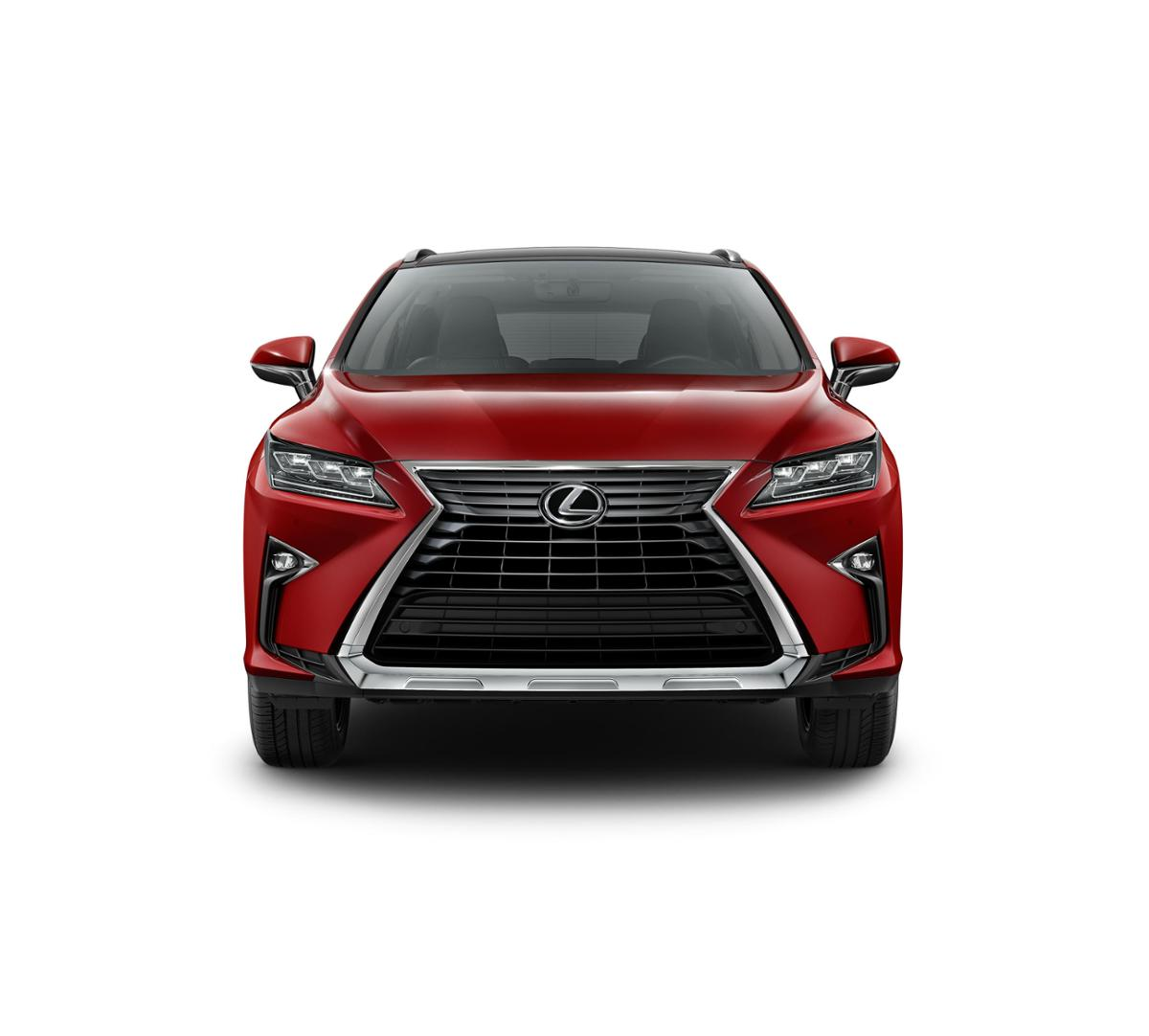 2018 Matador Red Mica RX 350 Lexus RX 350 for sale in ...
