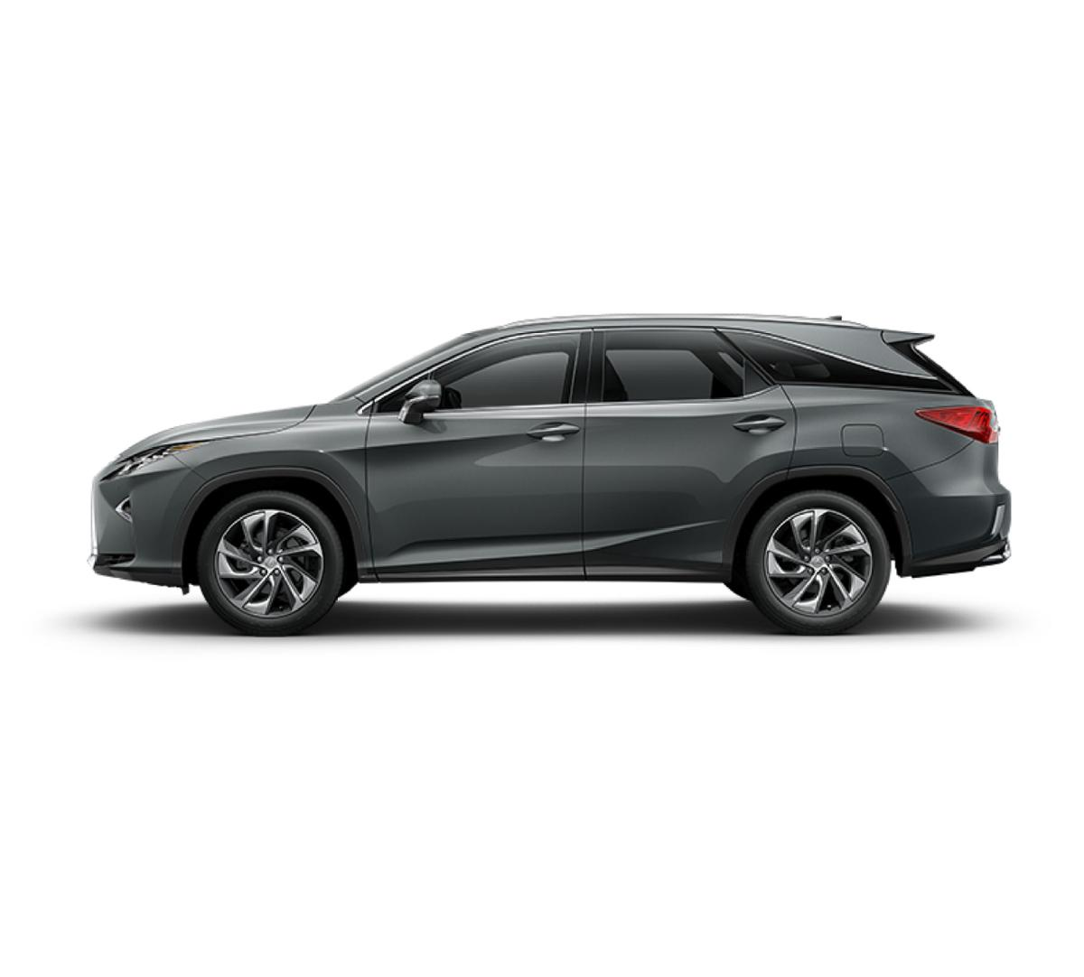Owings Mills Nebula Gray Pearl 2018 Lexus RX 350L: New Suv