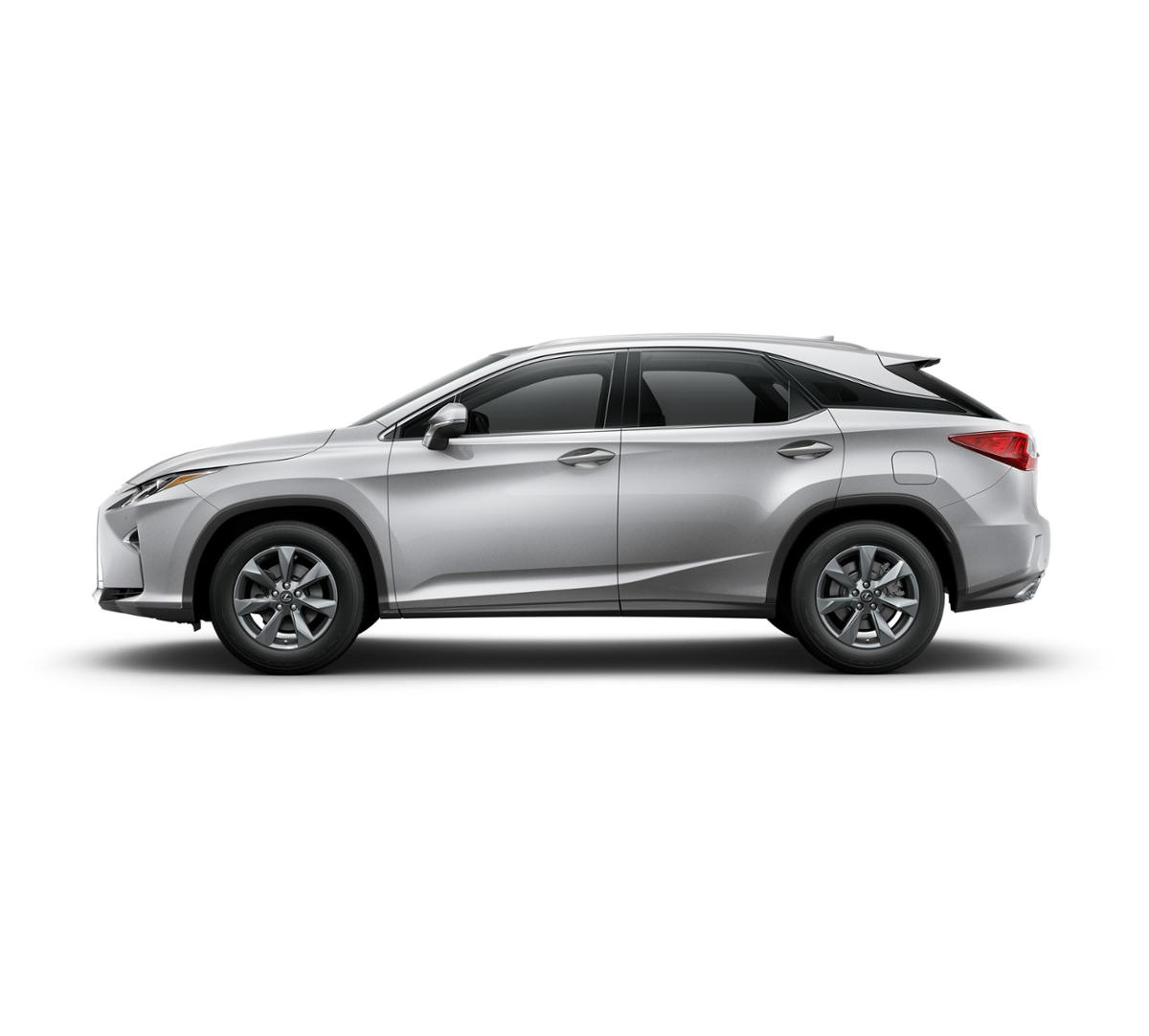 Lexus Rx 350 Lease: New Silver Lining Metallic 2018 Lexus RX 350 In Clearwater