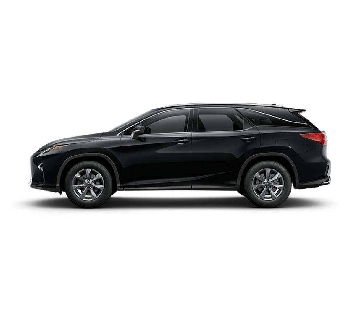 Used Obsidian 2018 Lexus RX 350L Premium FWD In West Palm