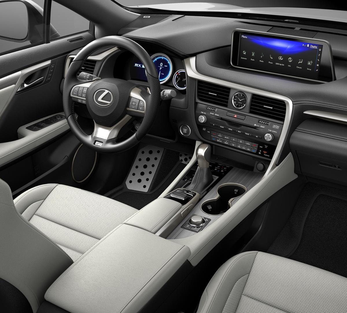 2018 Lexus Rx 350 Austin Tx Lexus Of Austin Rx4189