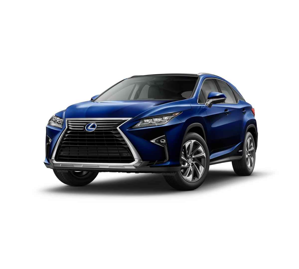 2018 Lexus RX 450h Vehicle Photo in Lincoln, NE 68516