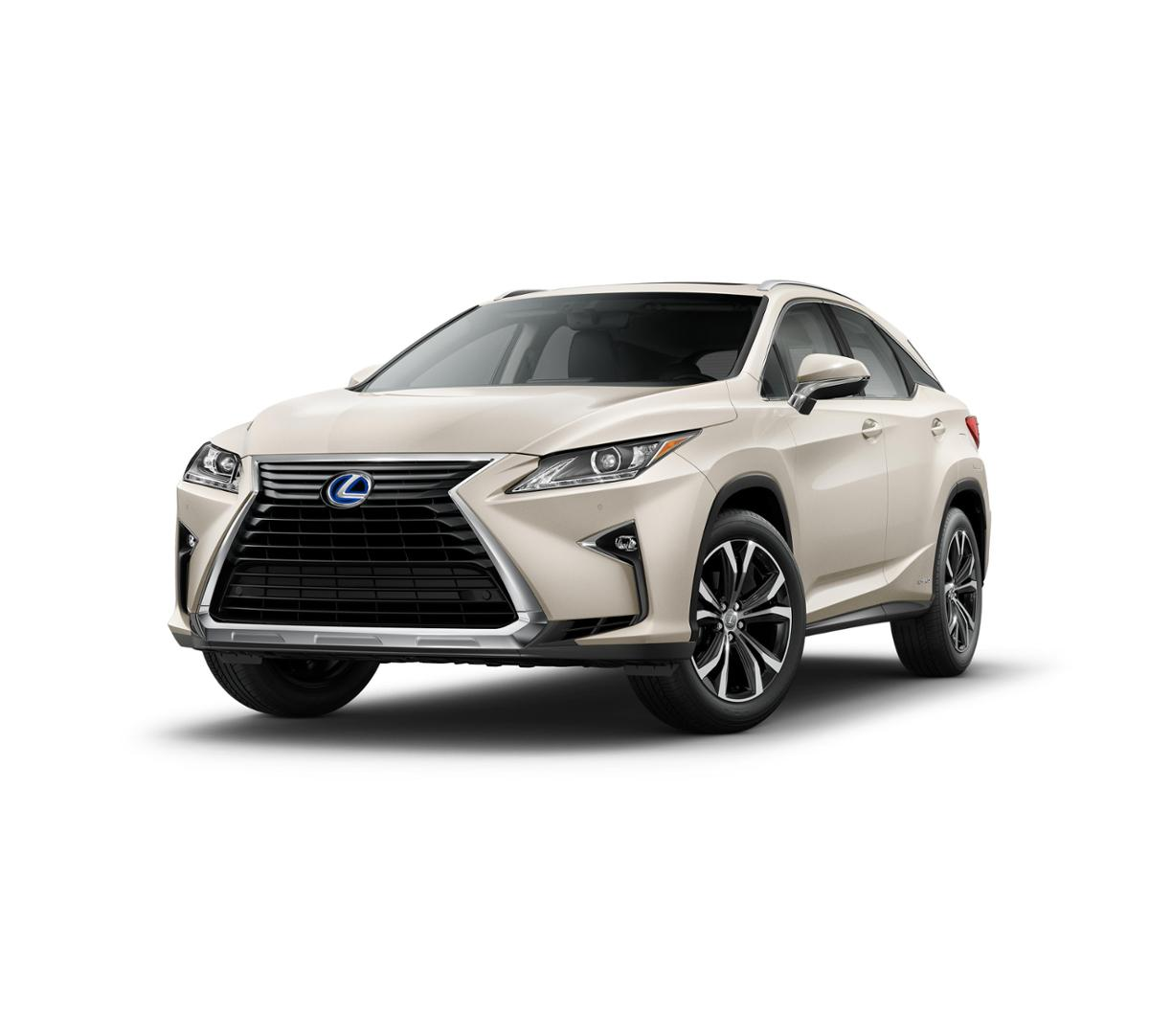 2018 Lexus RX 450h Vehicle Photo in Modesto, CA 95356