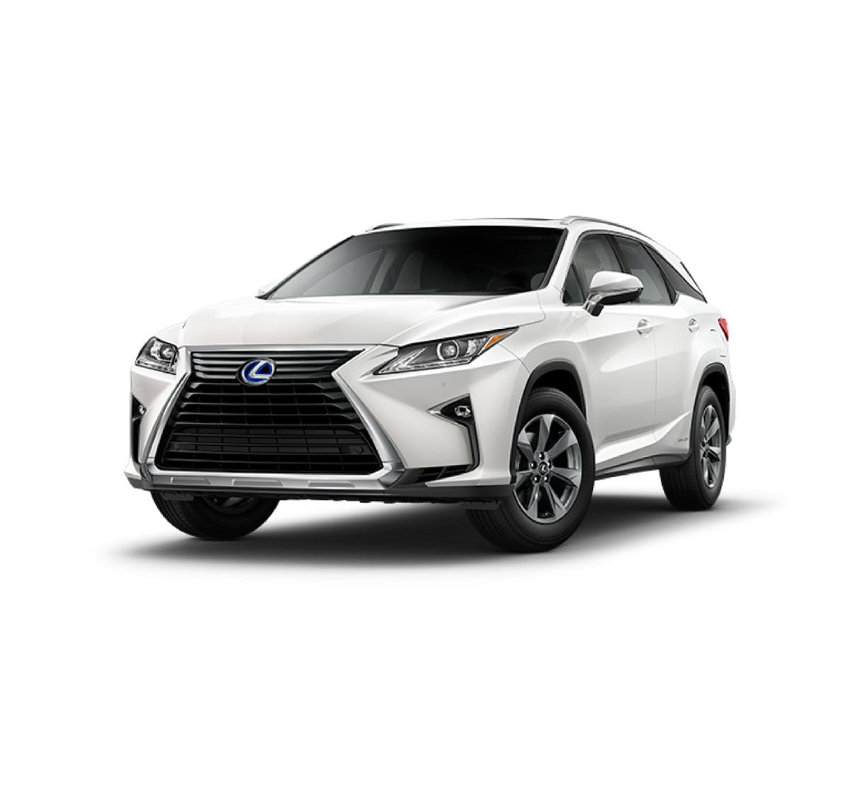 2018 Lexus RX 450hL Vehicle Photo in Charlotte, NC 28269